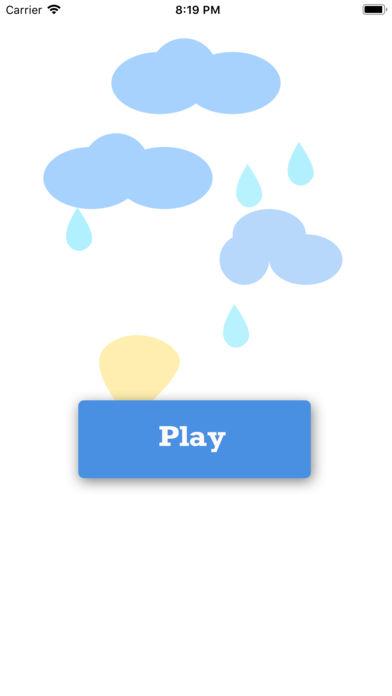 雨气球截图