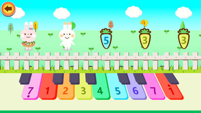 兔子跳跳我会弹钢琴截图