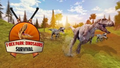 对抗恐龙截图
