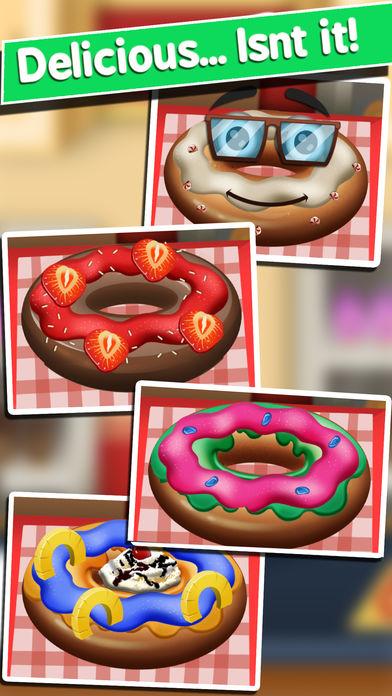 甜甜圈截图