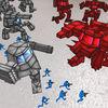 火柴人机械机器人