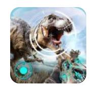 枪战恐龙的世界