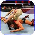女子摔跤比赛