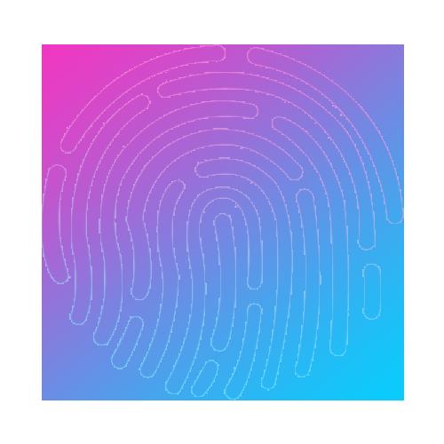模拟屏幕指纹
