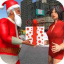 圣诞老人礼物派递任务