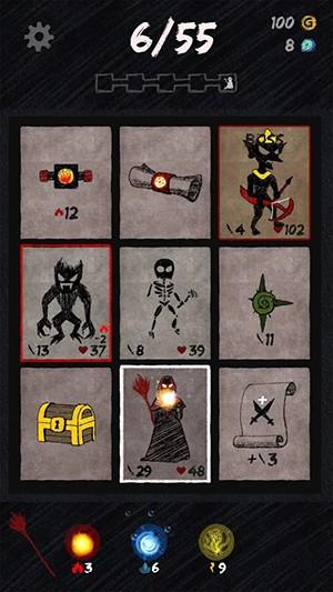 卡牌巫师截图