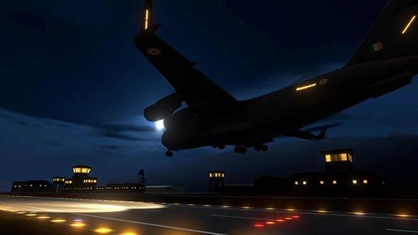 印度空军模拟器截图