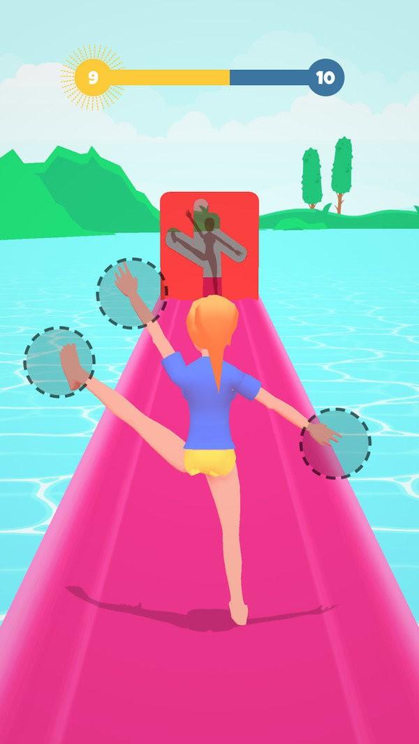 水上人形墙3D截图