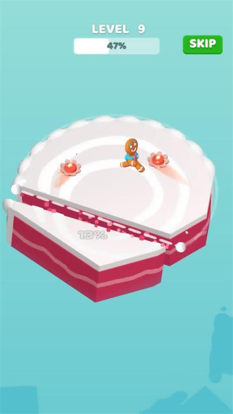 蛋糕小姜人