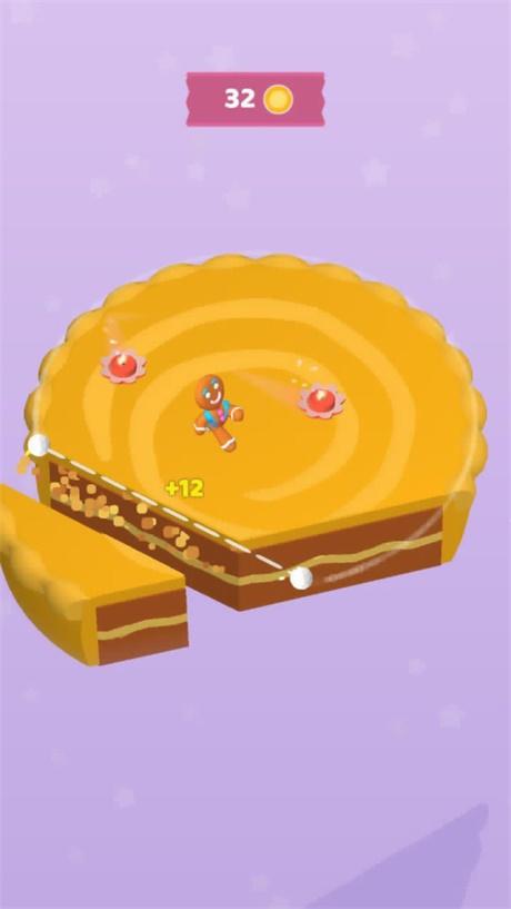 蛋糕小姜人截图