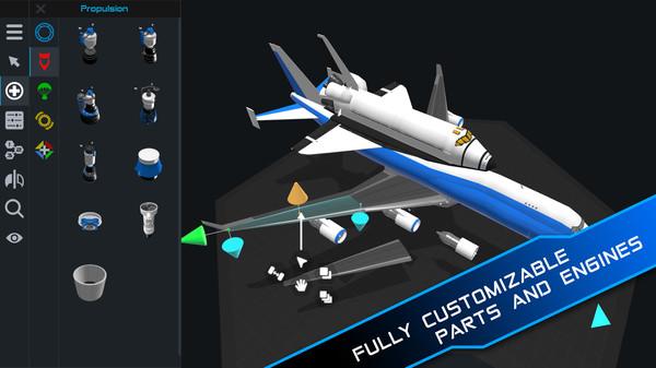 简单火箭2截图