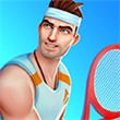 网球大赛自由运动