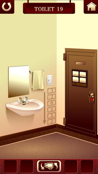 逃出100间厕所汉化版截图