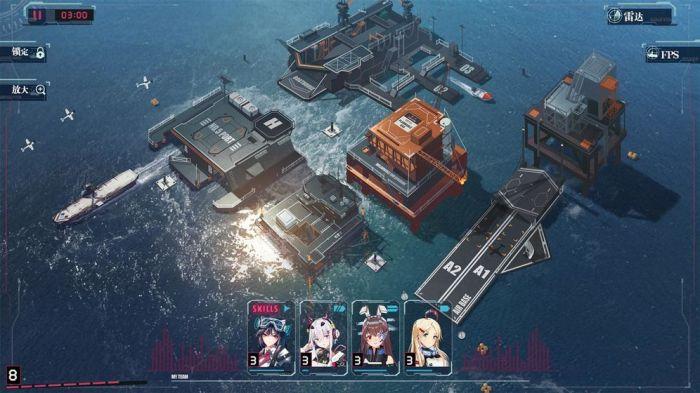 海岸线:战舰养成计划