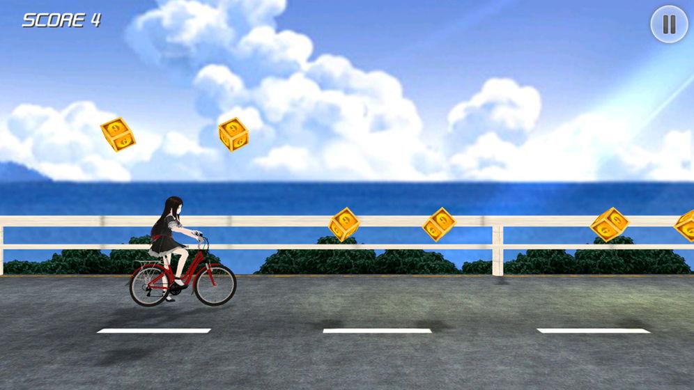 单车少女截图