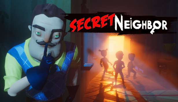 秘密邻居截图