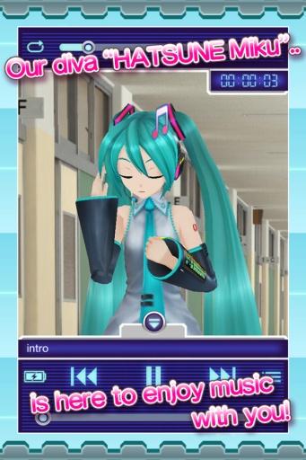 初音未来:虚拟女友