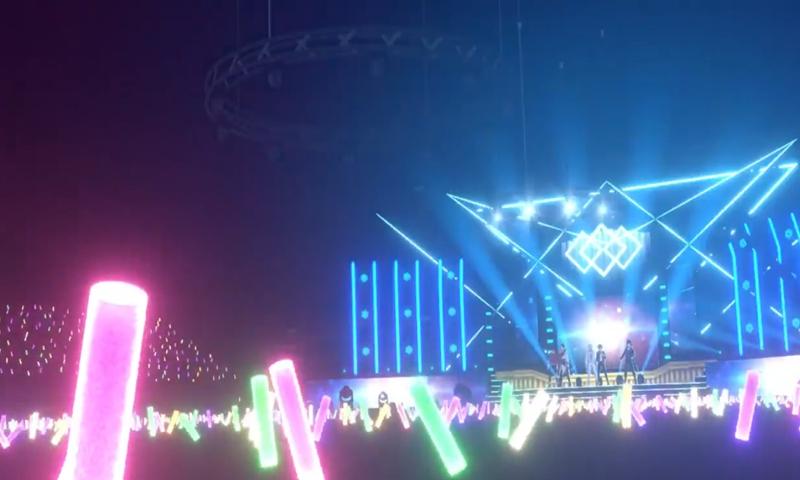偶像梦幻祭Music截图