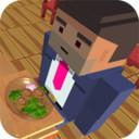 烹饪餐厅:素食厨房