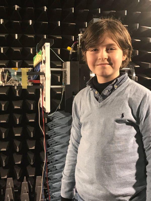 比利时9岁神童将从大学毕业,职业理想是研发人造器官