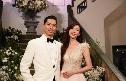 林志玲老公婚后发文感谢祝福 谈选择婚礼场地原因