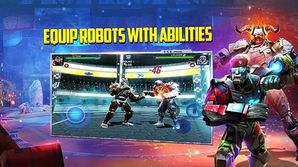 世界机器人拳击2截图