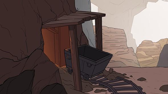 穿越废墟截图