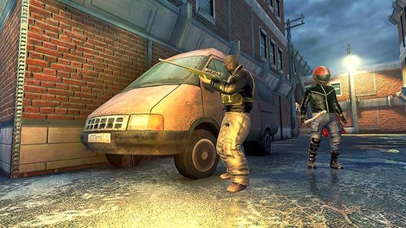 屠杀者3:反叛者截图