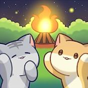 猫咪森林露营地的故事