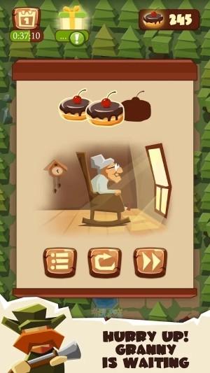 给我吃蛋糕
