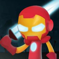 超级英雄火柴人