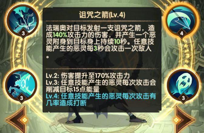 剑与远征法瑞奥玩法 法瑞奥阵容及玩法攻略