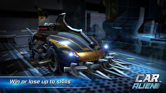 Car Alien截图