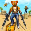 进击的熊先生:反恐