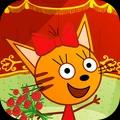 儿童猫咪马戏团