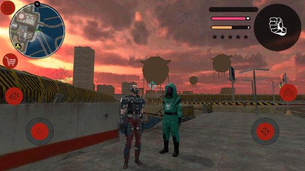 城市枪手战争模拟器