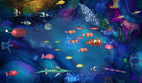 深海狩猎截图