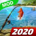 超真实钓鱼
