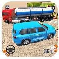 城市货运卡车驾驶3D
