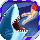 饥饿鲨进化黑魔法鲨