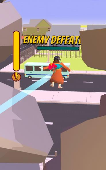 英雄出击3D截图
