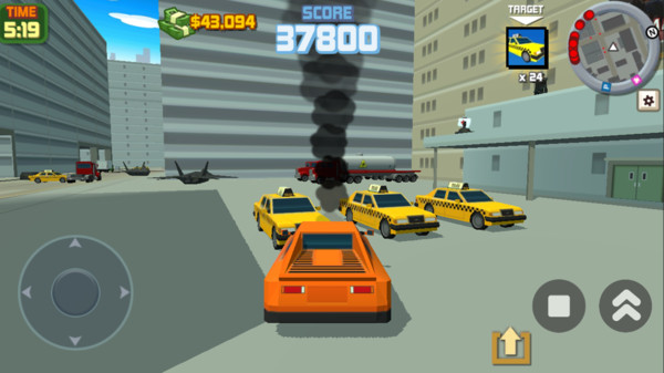 城市战地模拟器