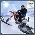 极限雪地摩托车