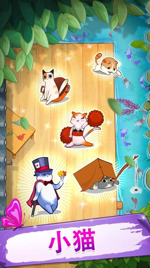 猫咪花园Meowaii截图