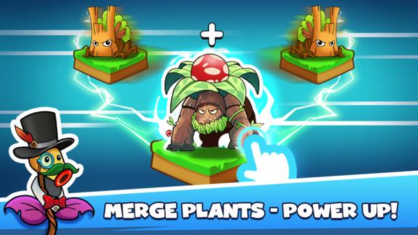 植物大战僵尸防卫
