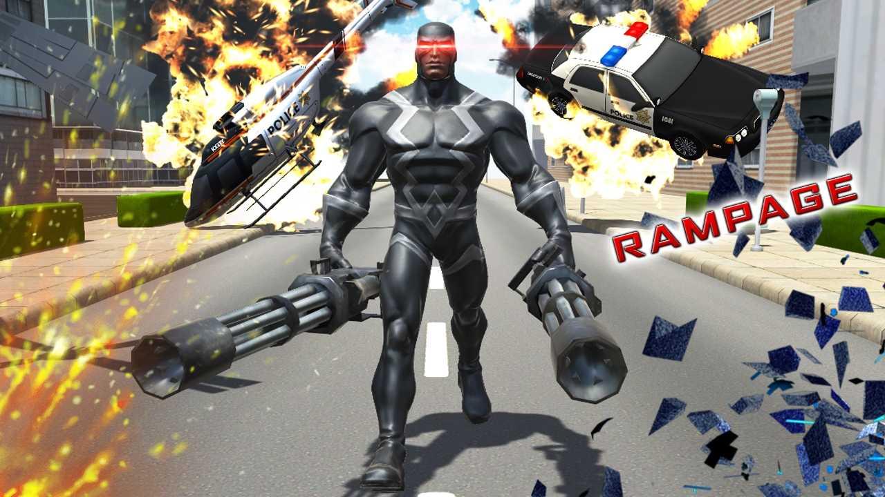英雄犯罪模拟器截图