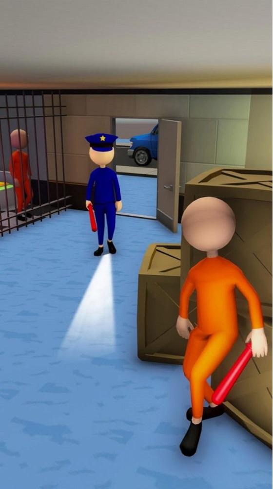 突围监狱截图