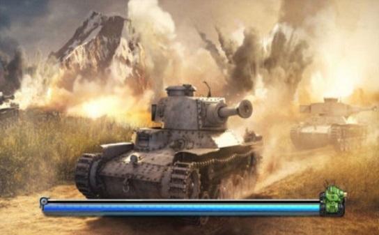 坦克超限战截图