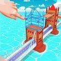 绘制工程桥梁