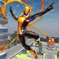 飞翔蜘蛛英雄